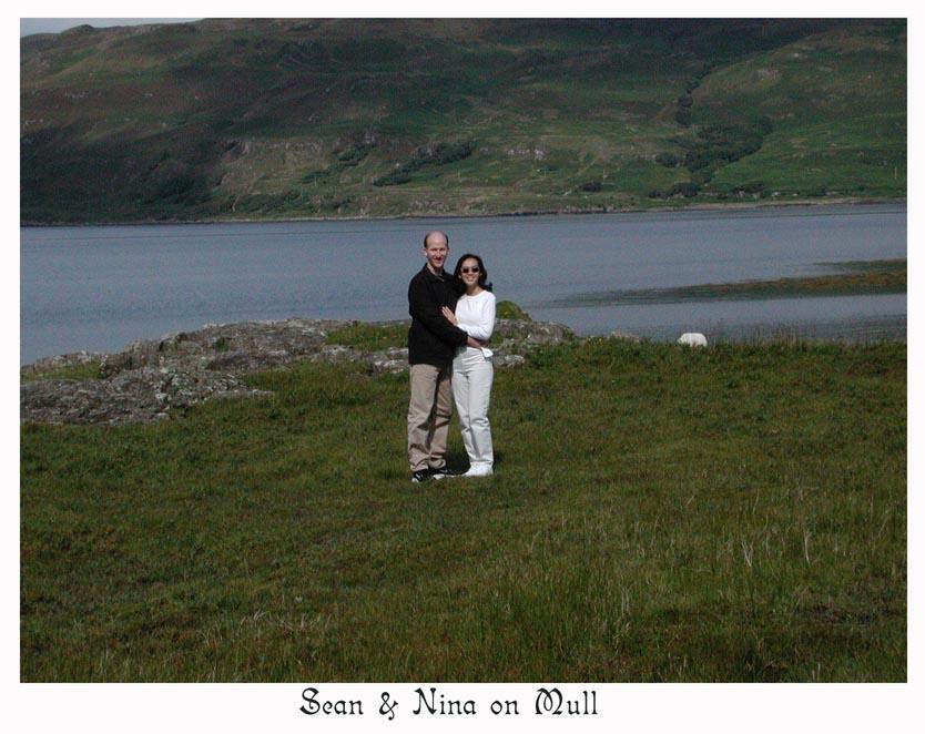 Sean and Nina